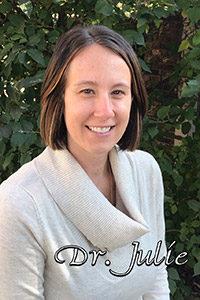 Dr. Julie Grobe Hendricks head shot